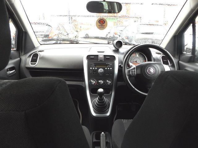 2011 Vauxhall Agila 1.2 SE 5d image 9