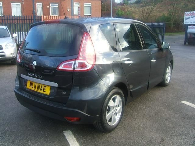 2011 Renault Scenic 1.5 dCi 5dr image 5