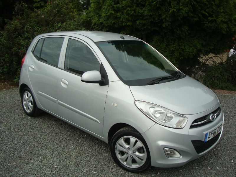 2011 Hyundai I10 1.2 image 1