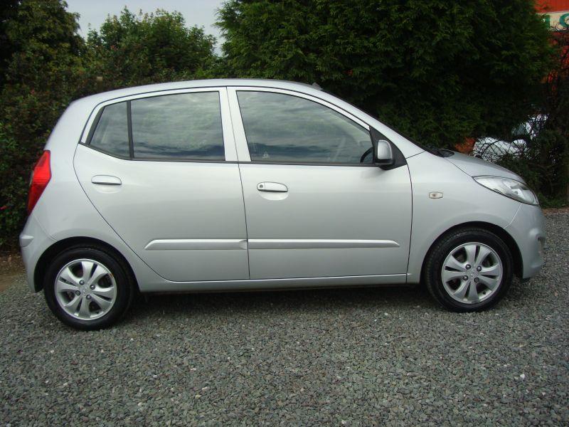 2011 Hyundai I10 1.2 image 2