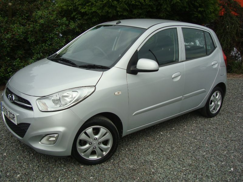 2011 Hyundai I10 1.2 image 3