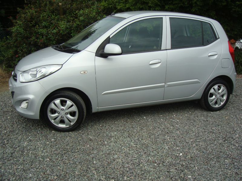 2011 Hyundai I10 1.2 image 4