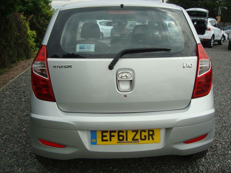 2011 Hyundai I10 1.2 image 5