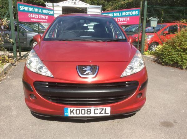 2008 Peugeot 207 1.4 S image 2