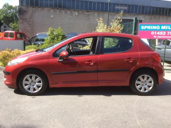 2008 Peugeot 207 1.4 S image 4