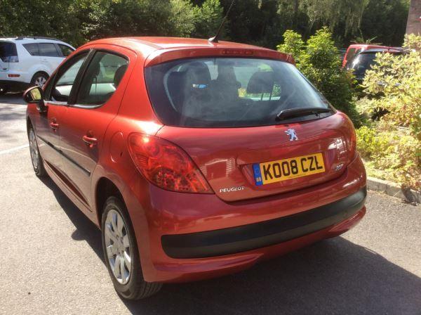 2008 Peugeot 207 1.4 S image 5