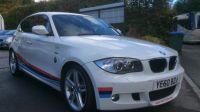 2011 BMW 1 Series 118d M Sport