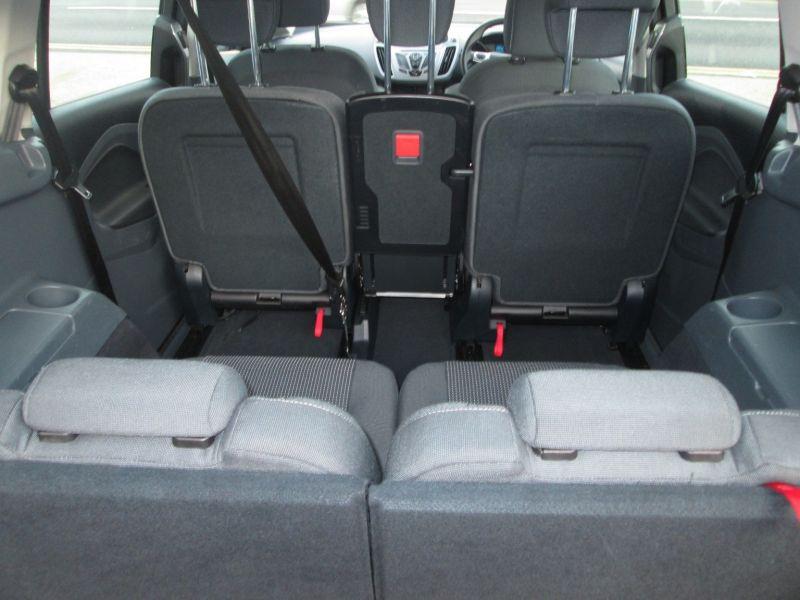 2013 Ford Grand C-MAX 1.6 TDCi Zetec image 7
