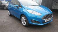 2014 Ford Fiesta 1.0 Ecoboost Zetec 3dr