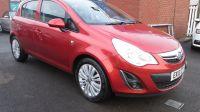 2013 Vauxhall Corsa 1.4 5dr