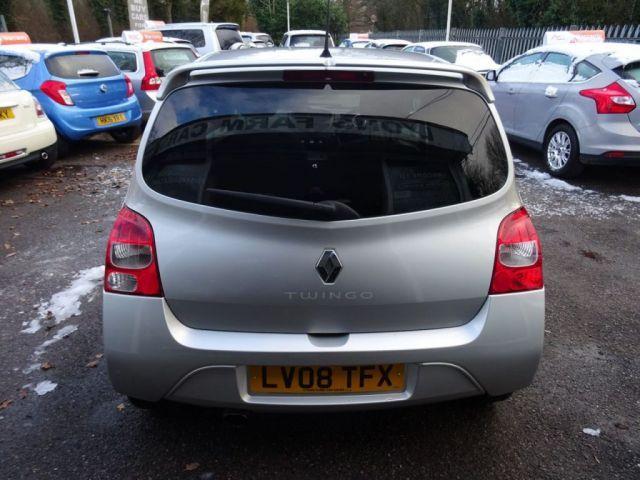 2008 Renault Twingo 1.1 GT 16V 3d image 5
