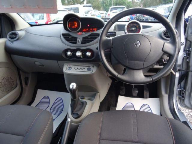 2008 Renault Twingo 1.1 GT 16V 3d image 6