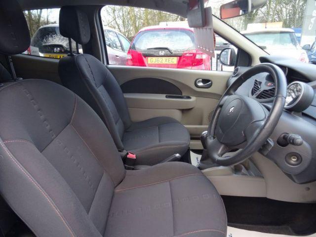 2008 Renault Twingo 1.1 GT 16V 3d image 10