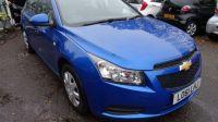 2012 Chevrolet Cruze 1.6 LS 5d