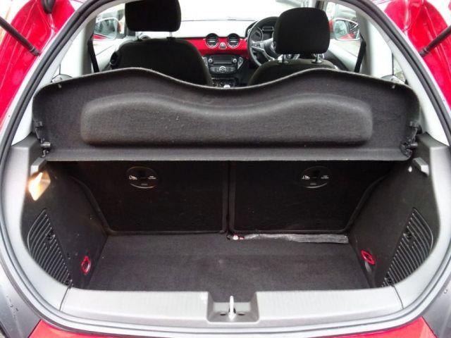 2013 Vauxhall ADAM 1.2 JAM 3d image 9
