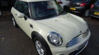 2011 MINI Hatch One 1.6 3d