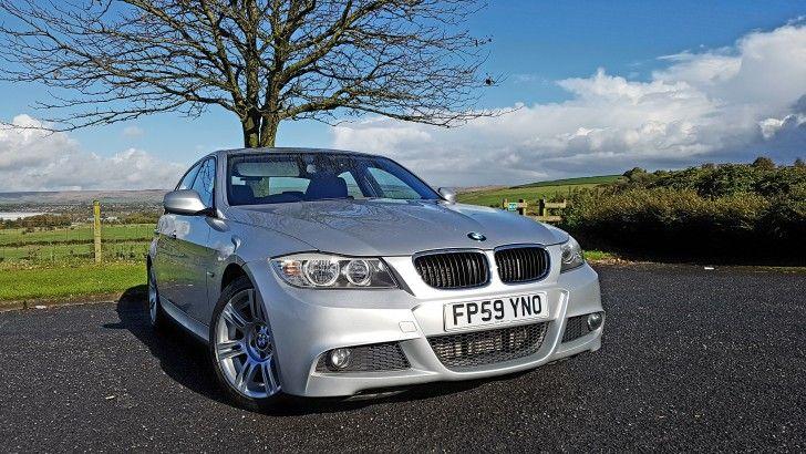 2009 BMW 320d M Sport image 1