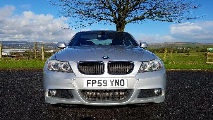 2009 BMW 320d M Sport image 2