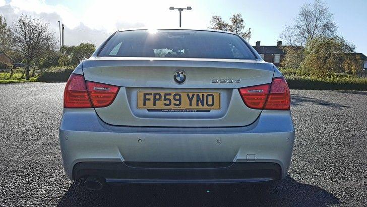 2009 BMW 320d M Sport image 4