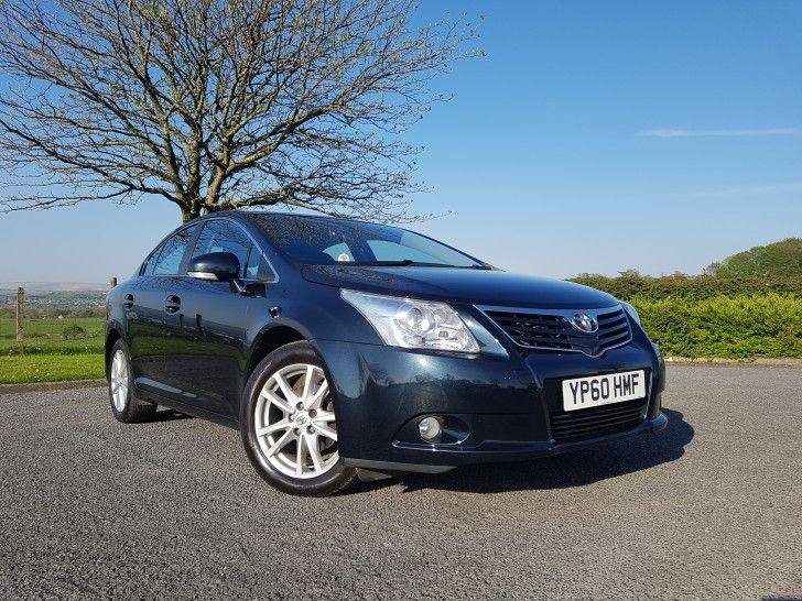 2010 Toyota Avensis 60 2.0d image 1