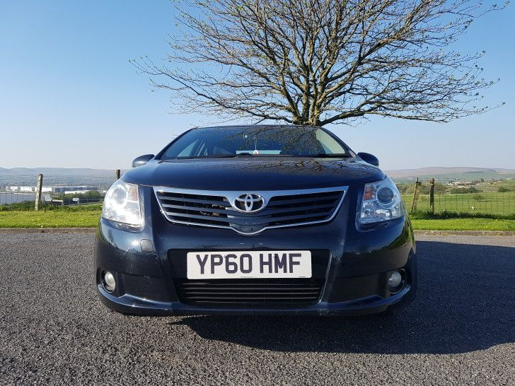 2010 Toyota Avensis 60 2.0d image 2