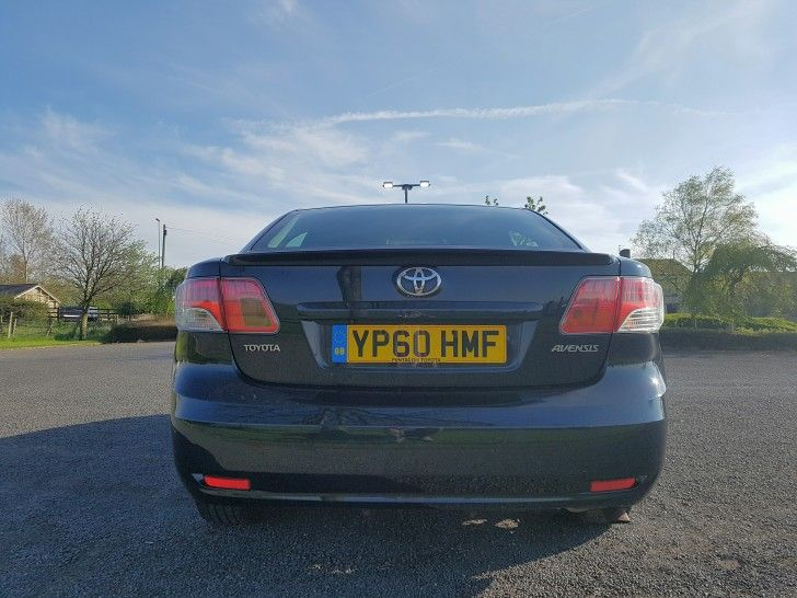 2010 Toyota Avensis 60 2.0d image 4