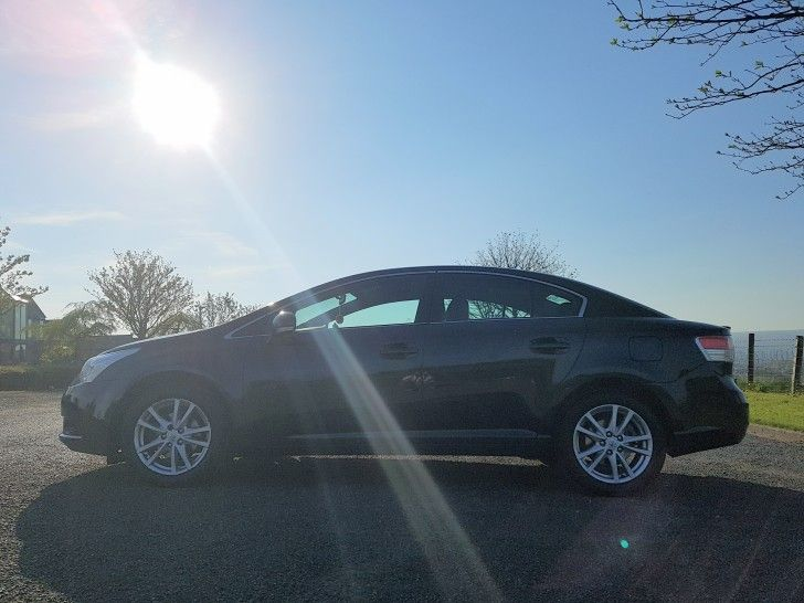 2010 Toyota Avensis 60 2.0d image 5