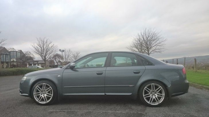2007 Audi A4 2.0 TDI S Line 4dr image 4