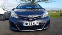 2013 Toyota Yaris 1.4 5dr image 2