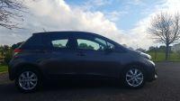 2013 Toyota Yaris 1.4 5dr image 4