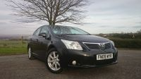 2009 Toyota Avensis 1.8 4dr