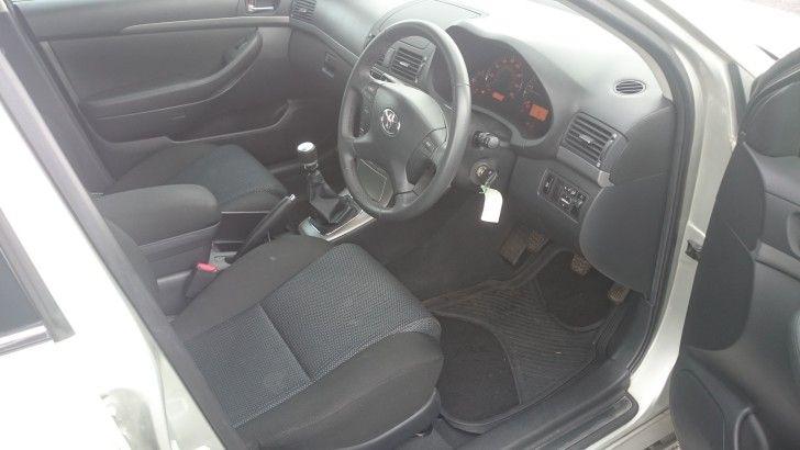 2007 Toyota Avensis 2.0 D-4D T3-X 5dr image 8