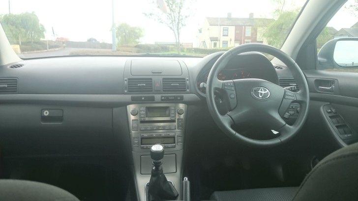 2007 Toyota Avensis 2.0 D-4D T3-X 5dr image 9