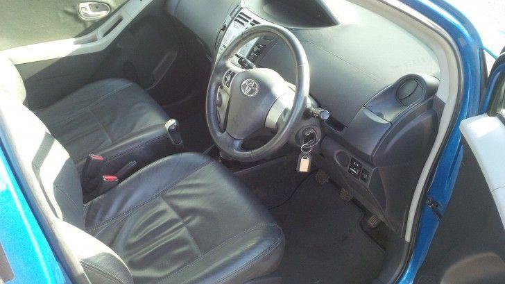 2006 Toyota Yaris 1.4 D4D image 10