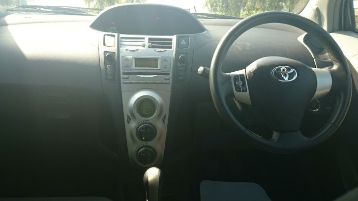 2007 Toyota Yaris 1.4 D-4D image 8