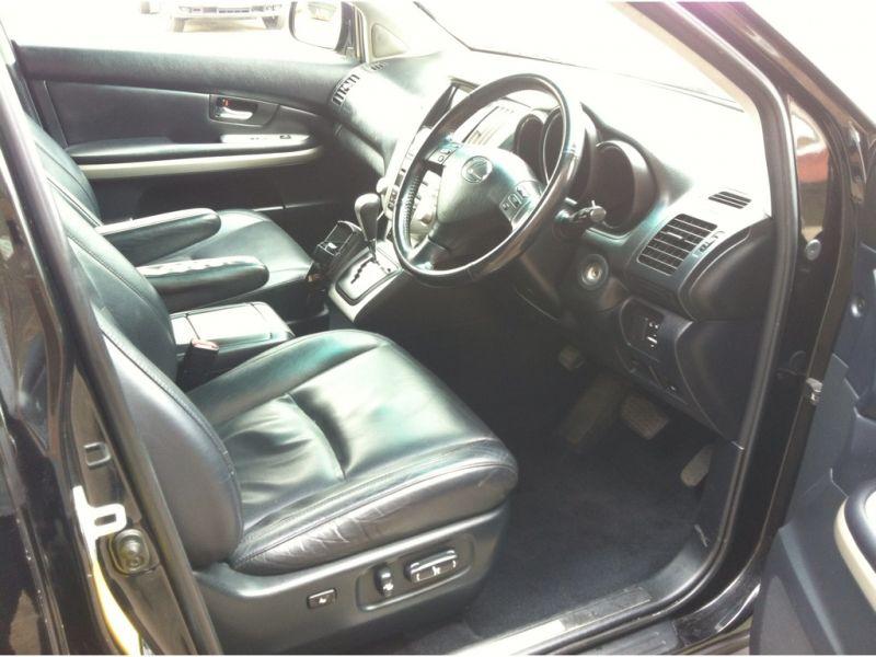 2007 Lexus RX 400H Se-l CVT image 6