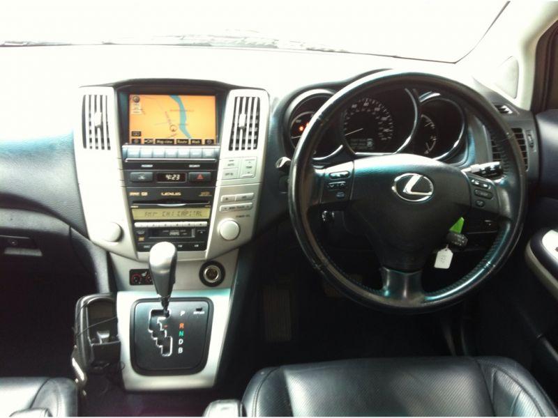 2007 Lexus RX 400H Se-l CVT image 7