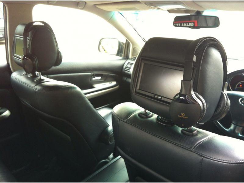 2007 Lexus RX 400H Se-l CVT image 8