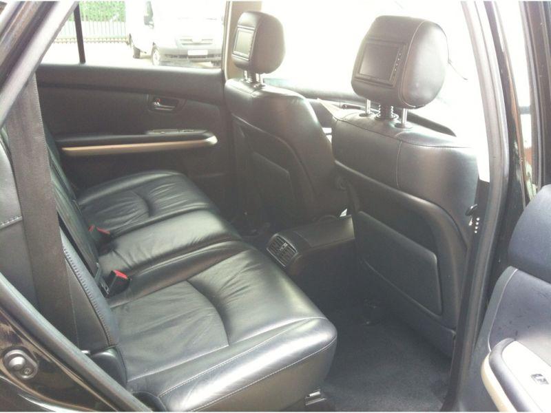 2007 Lexus RX 400H Se-l CVT image 9