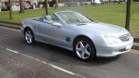 2005 Mercedes SL 350