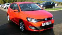 2013 VW Polo 1.2 Match 3dr
