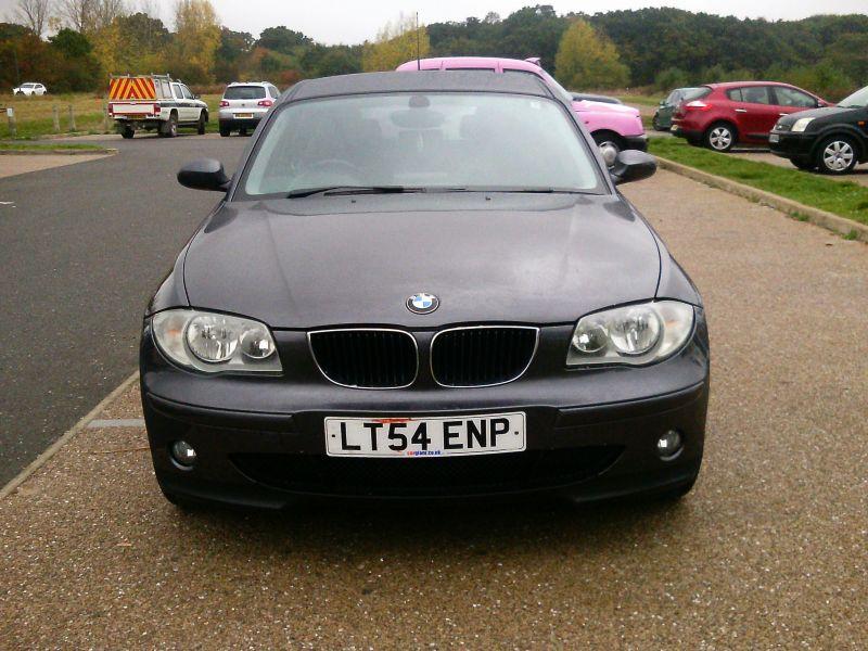 2004 BMW 116 I SE 5dr image 2