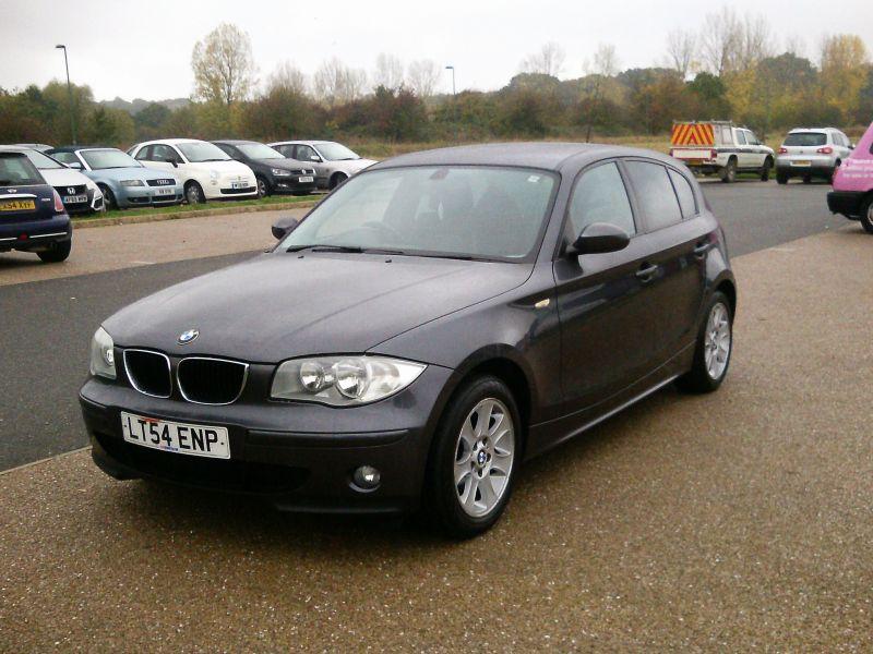 2004 BMW 116 I SE 5dr image 3