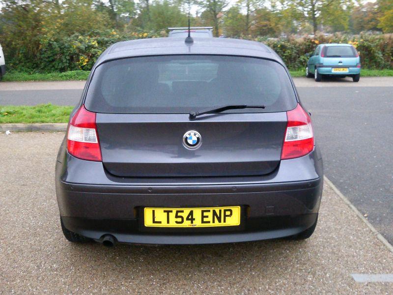 2004 BMW 116 I SE 5dr image 6