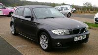2004 BMW 116 I SE 5dr image 1