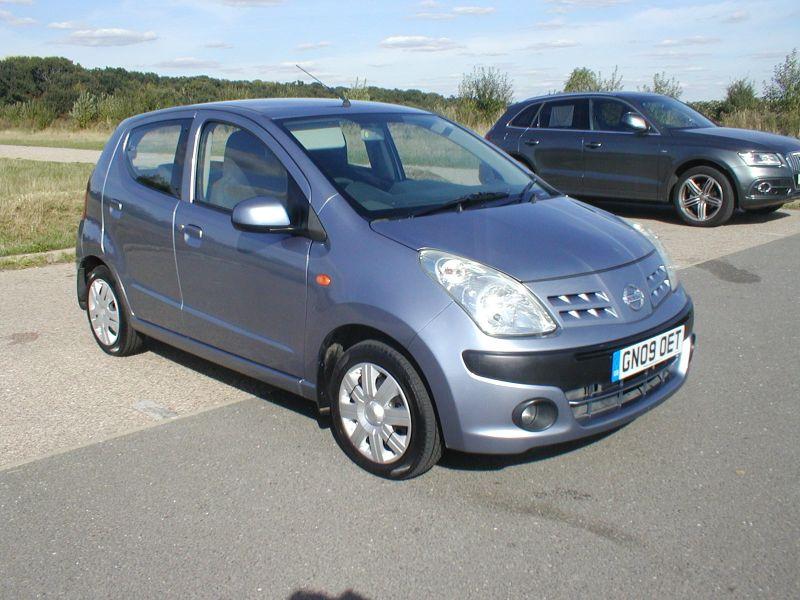 2009 Nissan Pixo 1.0 5dr image 1