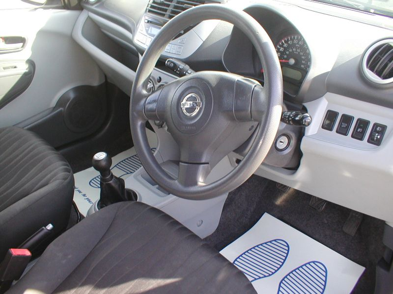 2009 Nissan Pixo 1.0 5dr image 9