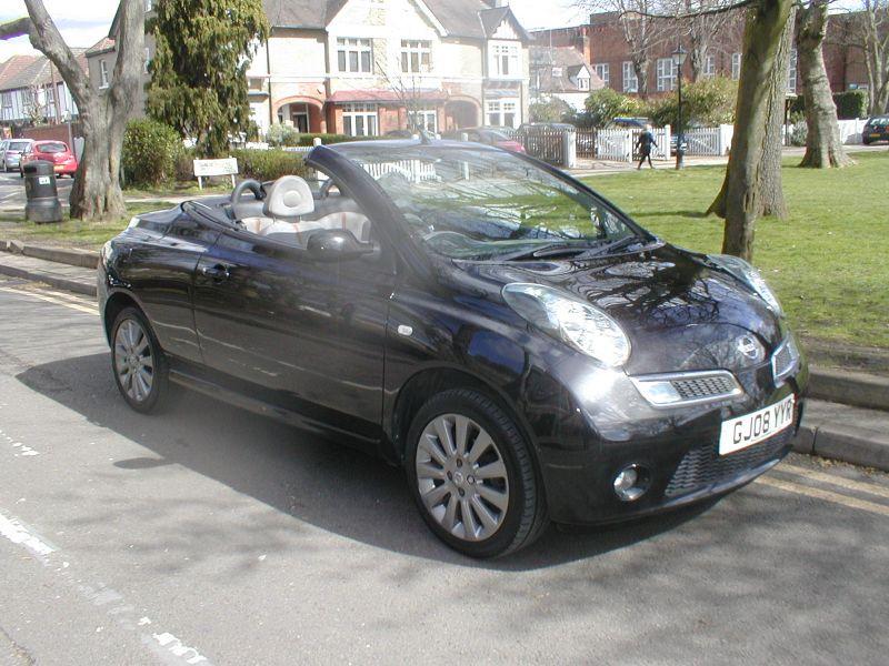 2008 Nissan Micra 1.6 Luxury image 1