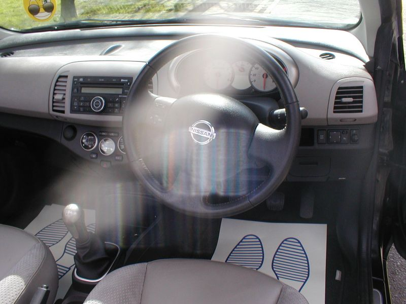 2008 Nissan Micra 1.6 Luxury image 8