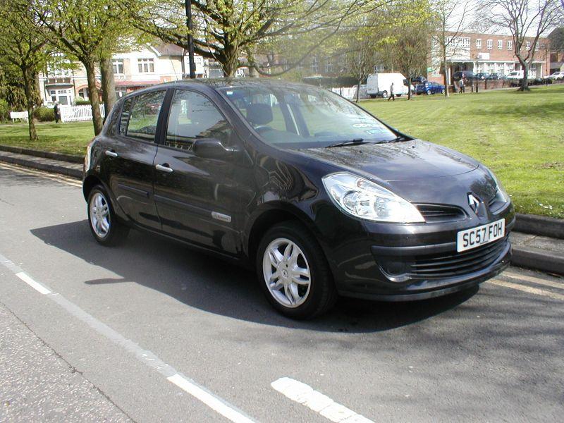 2007 Renault Clio LTD 1.2 16V 5dr image 1